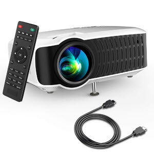 DBPOWER T22 Projector