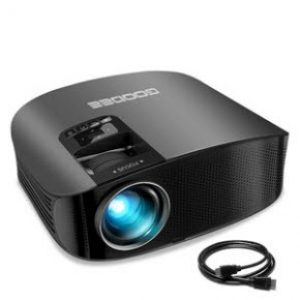GooDee Video Projector HD