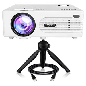 QKK AK-90 Mini Projector