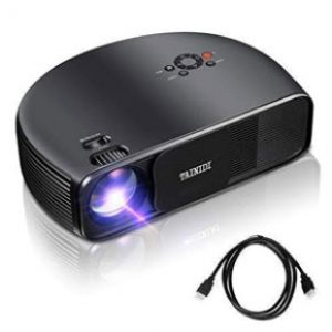 TAINIDI Video Projector 3600 Lux
