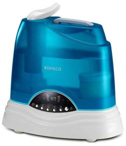 Boneco 7135 Warm Mist Ultrasonic Humidifier