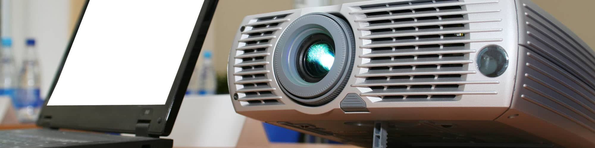 best projector for small business presentations