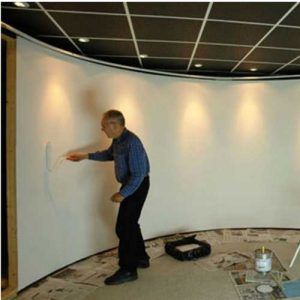 projector screen paint home