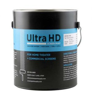 ultra 4k black screen paint