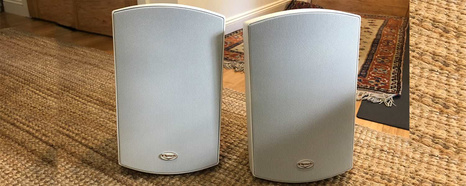 Photo of Klipsch AW 650 Review – Indoor & Outdoor Speakers