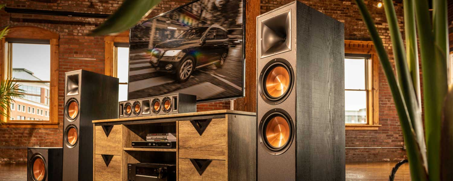 Photo of Klipsch R-26F Review