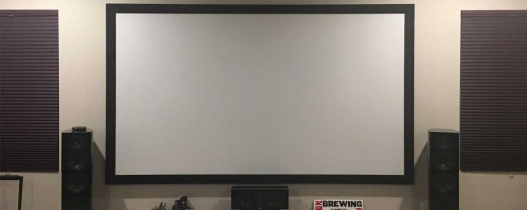 What is the best between Projector screens vs. Wall Paints