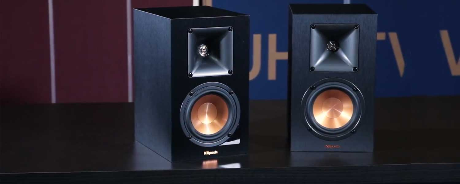 Photo of Klipsch R-14M Review