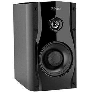 Definitive Technology SM45 Bookshelf Speaker