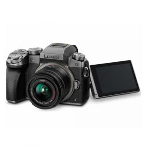 PANASONIC LUMIX G7 4K Mirrorless Camera