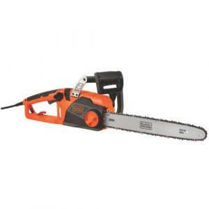 BLACK+DECKER Electric Chainsaw