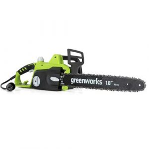Greenworks Electric Chainsaws