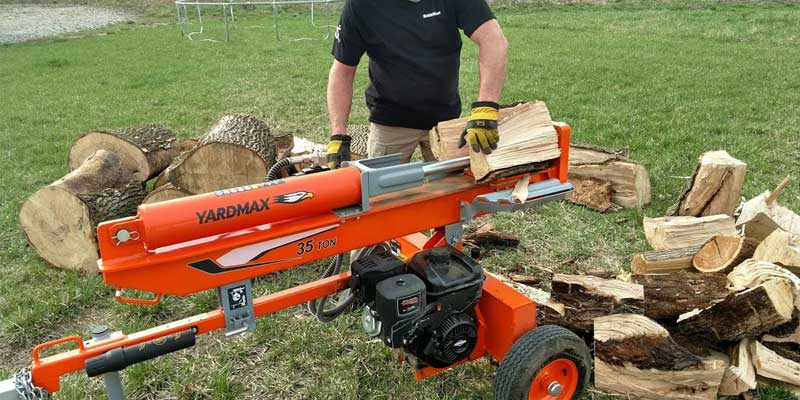 Photo of 8 Best Electric Log Splitter