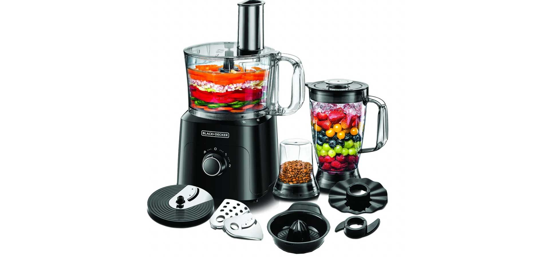 Best Black Friday Food Processor Deals