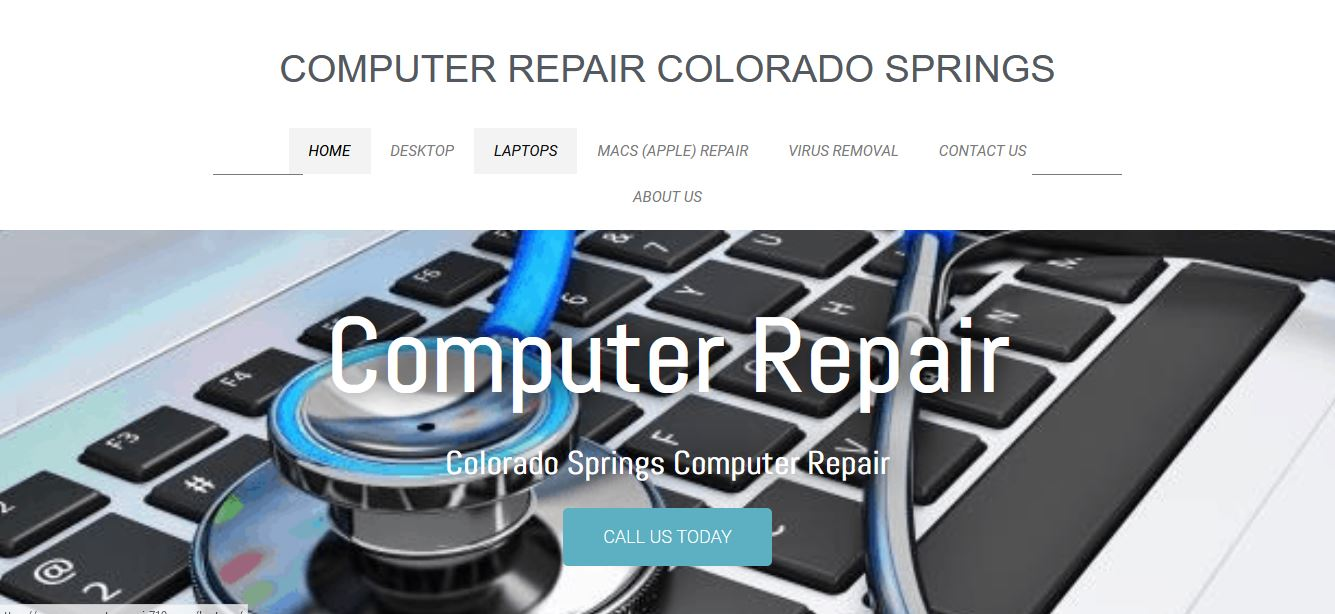 Colorado Springs Computer Repair
