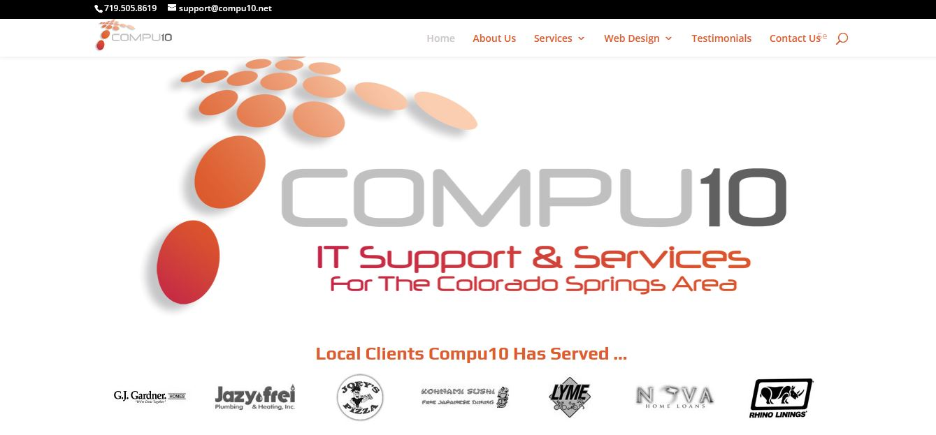 Compu10 IT Support And Services
