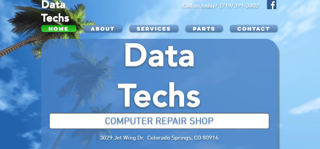 Data Tech's Computer Repair Shop