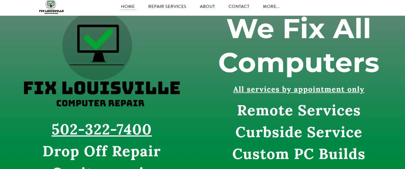 Fix Louisville Computer Repair