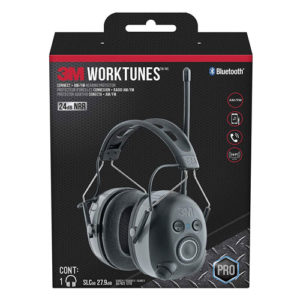 3M - 90542-3D WorkTunes Connect Hearing Protection Headphones