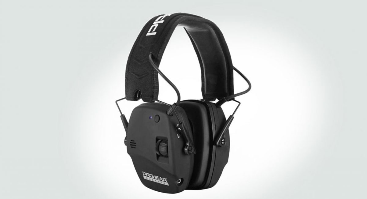 Bluetooth Hearing Protection