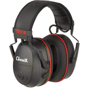 CONNEX Bluetooth Hearing Protection Headphones by TASCO