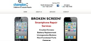 Champion Cell Phone And Computer Repairs