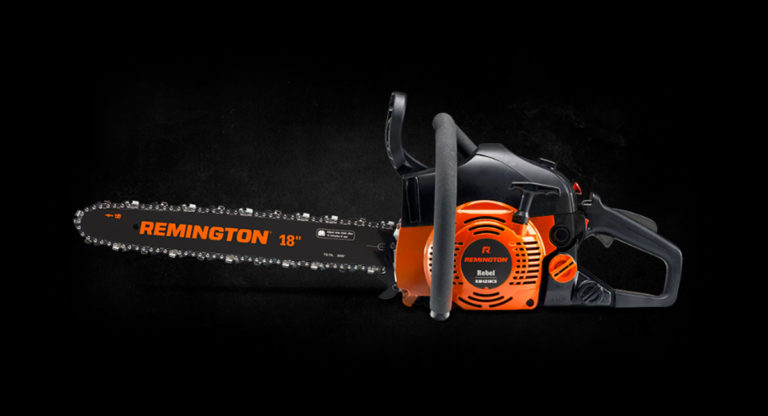 Gas-Powered Chainsaws