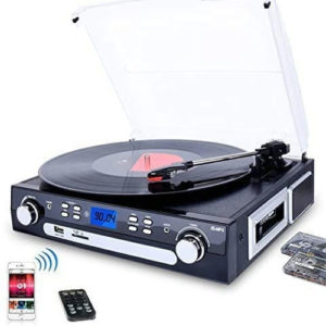 Digitnow Black-36 Stereo Turntable