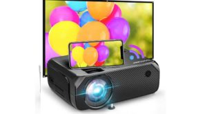 Bomaker Mini Wi-fi Portable Projector