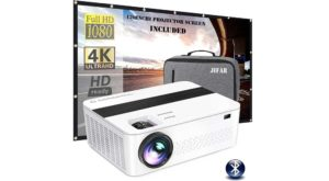 Jifar Native Projector 4k Dolby Video Supported