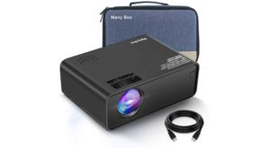 Manybox Mini Portable Video Projector
