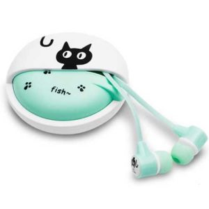 QearFun in Ear Cat Earphones